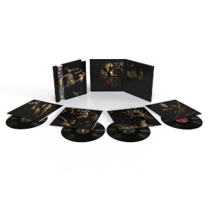 Laced Records - Resident Evil 4 (Original Soundtrack) 4xLP
