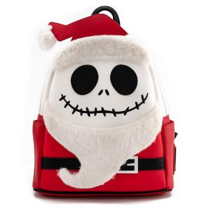 Loungefly Disney The Nightmare Before Christmas Christmas Jack Cosplay Mini Backpack