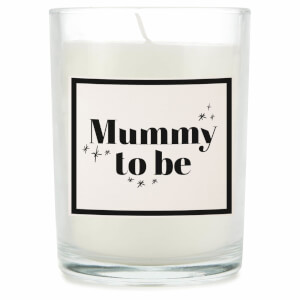 Mummy To Be Candle