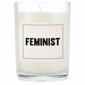 Feminist Candle