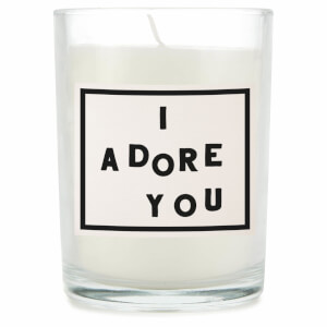 I Adore You Candle