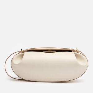 Yuzefi Women's Baguette Shoulder Bag - Off White