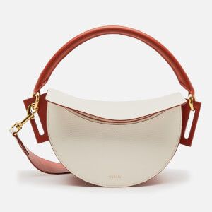 Yuzefi Women's Dip Bag - Off White/Tan