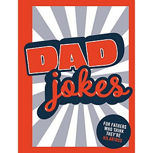 A Collection of Finest Father Funnies in a Book