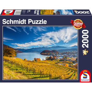 Vineyards (2000 Pieces) Puzzle