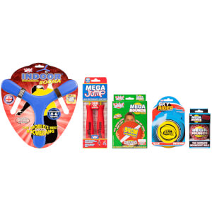 Wicked Vision Essentials Home Activity Toy Pack