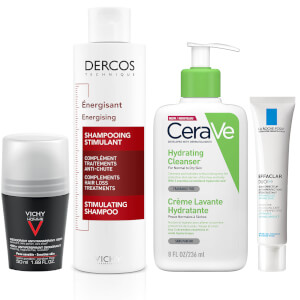Men's Skin, Body and Hair Essentials Expert Bundle