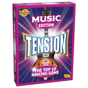 Tension Board Game - Music Edition
