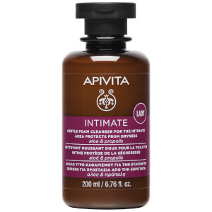 APIVITA Intimate Lady Gentle Foam Cleanser for the Intimate Area 6.76 fl. oz