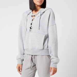 Free People Women's Movement Believe It Sweatshirt - Grey Combo