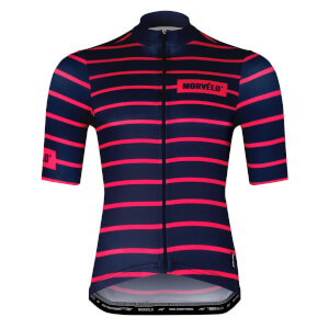 Morvelo Rust Standard Short Sleeve Jerseys
