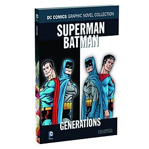 DC Comics Graphic Novel Collection Superman/Batman Generations I