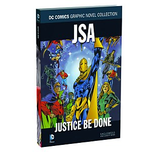 DC Comics Graphic Novel Collection JSA: Justice Be Done