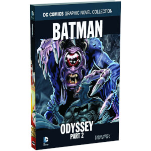 DC Comics Graphic Novel Collection Batman Odyssey Part 2