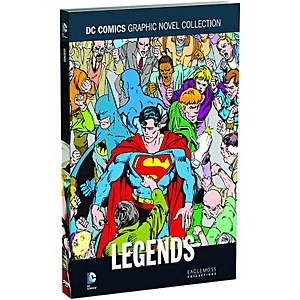 DC Comics Graphic Novel Collection Legends