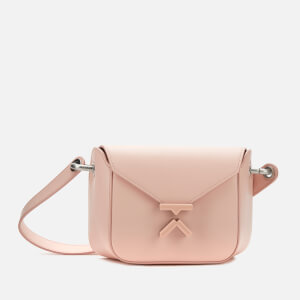 KENZO Women's Small Cross Body Bag - Faded Pink