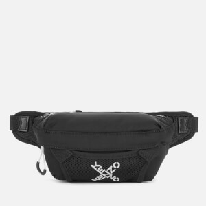KENZO Women's Sport Nylon Mini Bumbag - Black