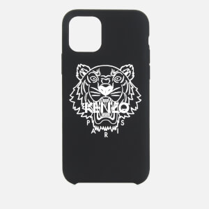 KENZO iPhone 11 Pro Silicone Tiger Phone Case - Black