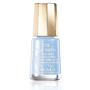 Mavala Blue Siesta Nail Colour 5ml