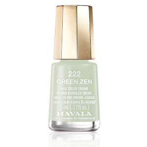 Mavala Green Zen Nail Colour 5ml