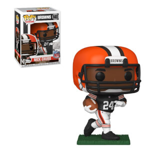 NFL Cleveland Browns Nick Chubb Pop! Vinyl Figure