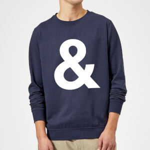The Motivated Type & Sweatshirt - Navy