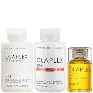 Olaplex No. 3, No. 6 and No. 7 Trio