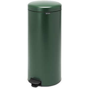 Brabantia New Icon 30 Litre Pedal Bin - Pine Green
