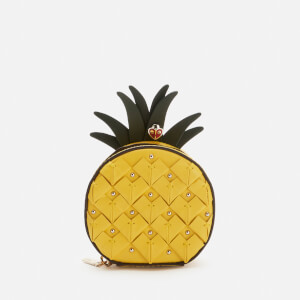 Kate Spade New York Women's Pineapple Coin Purse - Light Bulb
