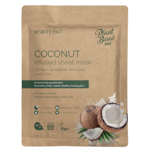 BeautyPro Coconut Oil Nourishing Mask 22ml