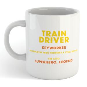 Train Driver Mug