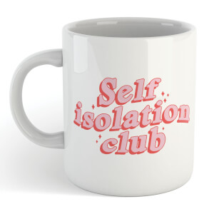 Self Isolation Club Mug