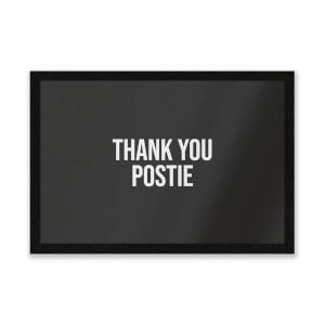 Thank You Postie Entrance Mat