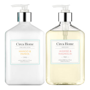 Circa Home Hand Wash and Lotion - Mango and Papaya