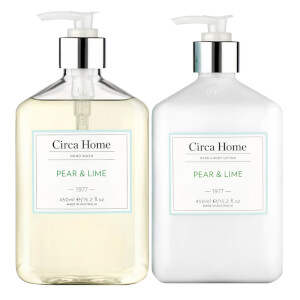 Circa Home Hand Wash and Lotion - Pear and Lime