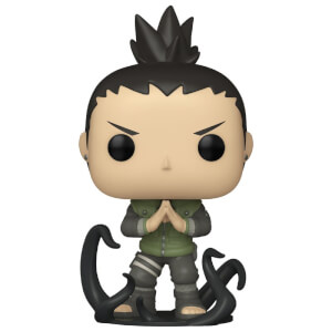 POP Animation: Naruto- Shikamaru Nara