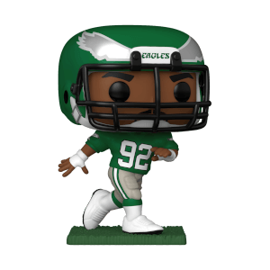 NFL Legends Reggie White Eagles Funko Pop! Vinyl