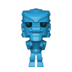 Mattel - Rock Em Sock Em Robot (Blue) Funko Pop! Vinyl Figure
