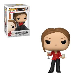 Figura Funko Pop! - Jan Levinson Con Copa De Vino - The Office
