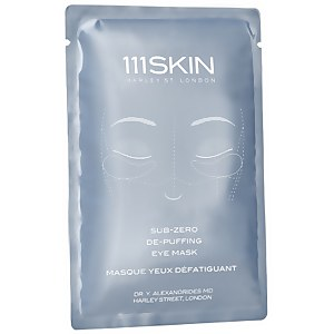111SKIN Sub Zero De-Puffing Eye Mask Single 6ml