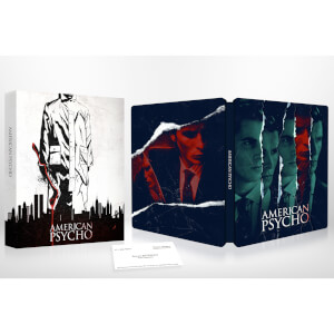 American Psycho - Zavvi Exclusive 4K Ultra HD Steelbook (Includes 2D Blu-ray)