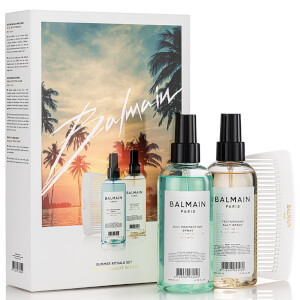 Balmain Limited Edition Summer Rituals Set