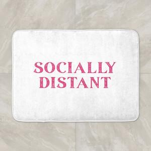 Socially Distant Bath Mat