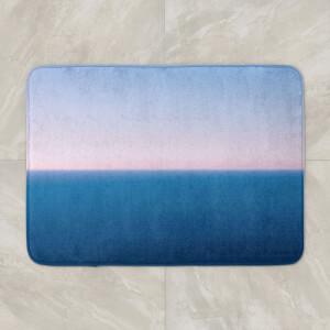 Sunset Cool Tones Bath Mat