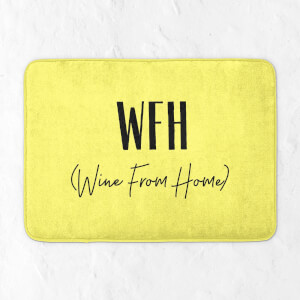 Wine From Home Bath Mat