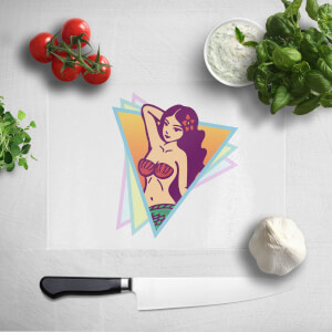 Mermaid Summer Chopping Board