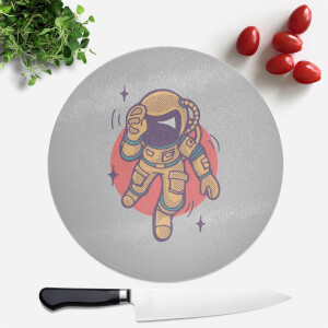 Missing Summer Round Chopping Board