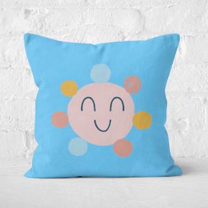 Sunny Square Cushion