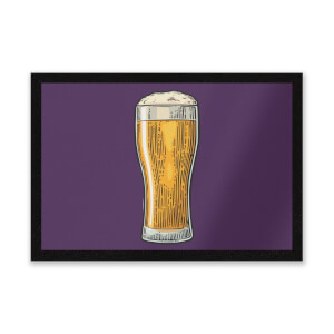 Beer Entrance Mat
