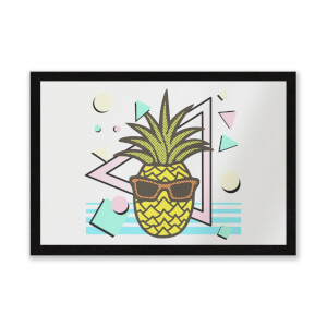 Summer Pineapple Entrance Mat